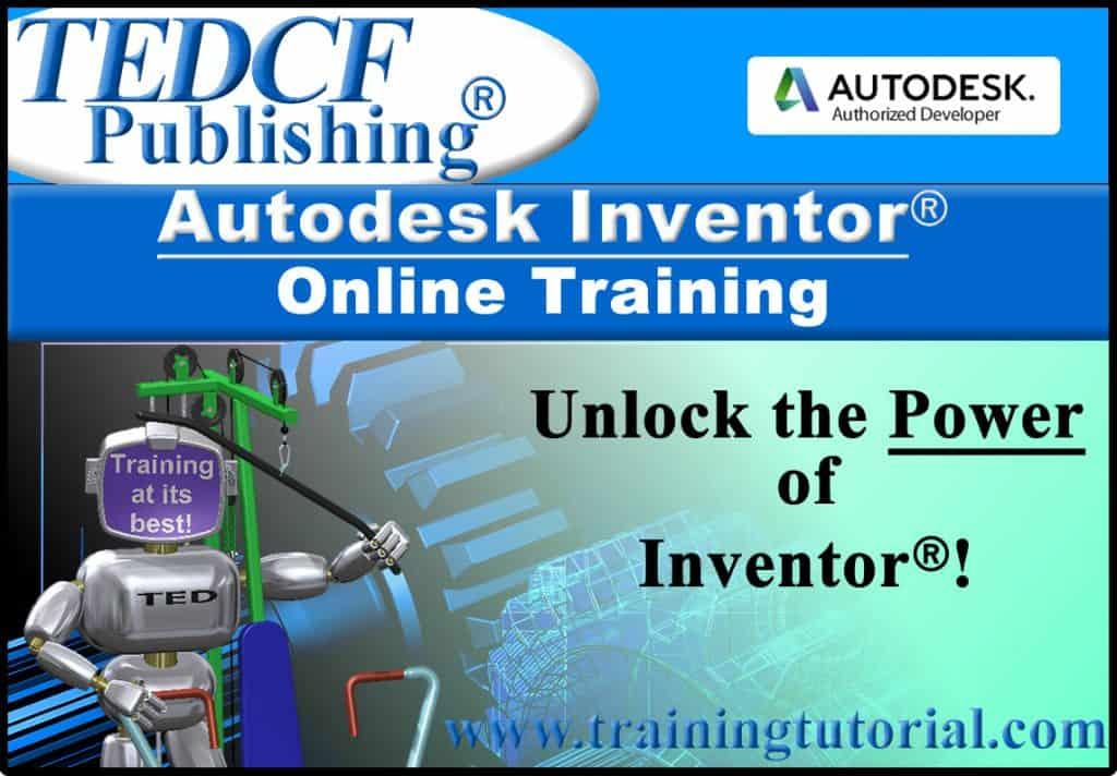 Autodesk Inventor Online Training