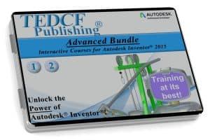 Autodesk Inventor 2015: Advanced Bundle