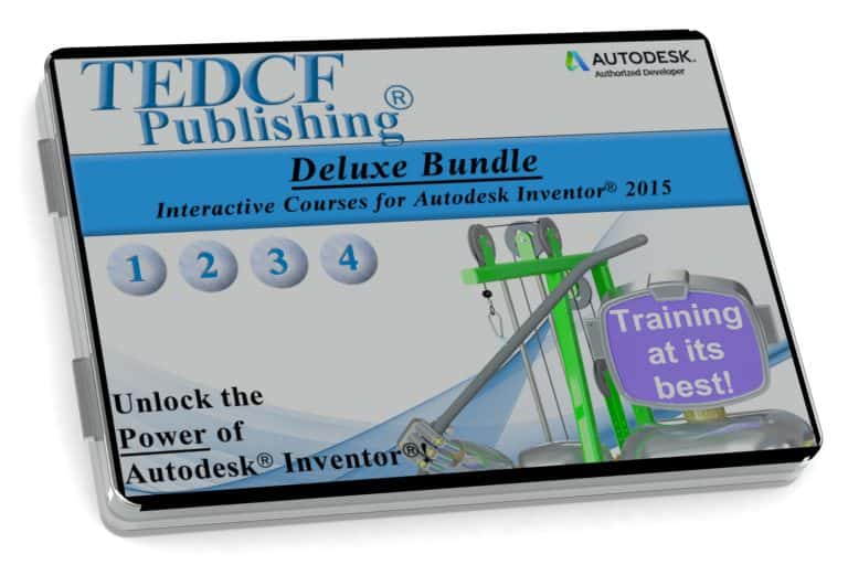 Autodesk Inventor 2015: Deluxe Bundle