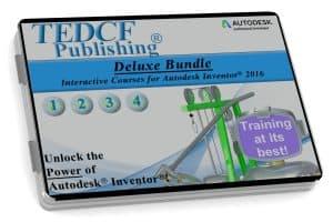 Autodesk Inventor 2016: Deluxe Bundle