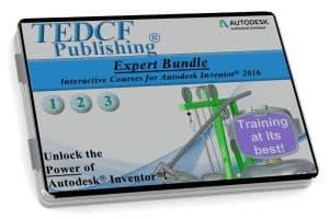 Autodesk Inventor 2016: Expert Bundle