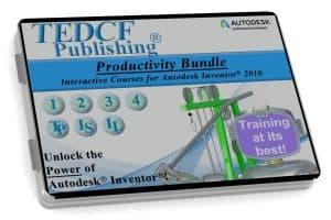 Autodesk Inventor 2016: Productivity Bundle