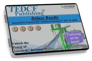 Autodesk Inventor 2018: Deluxe Bundle