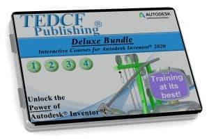 Autodesk Inventor 2020: Deluxe Bundle