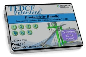 Autodesk Inventor 2020: Productivity Bundle