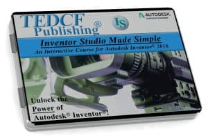 Autodesk Inventor 2016: Inventor Studio Made Simple