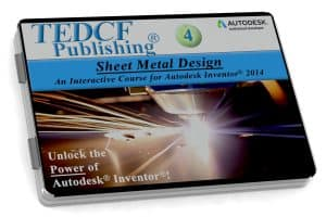 Autodesk Inventor 2014: Sheet Metal Design